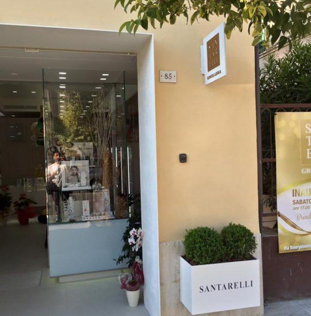 Ristrutturazione Gioielleria Santarelli
